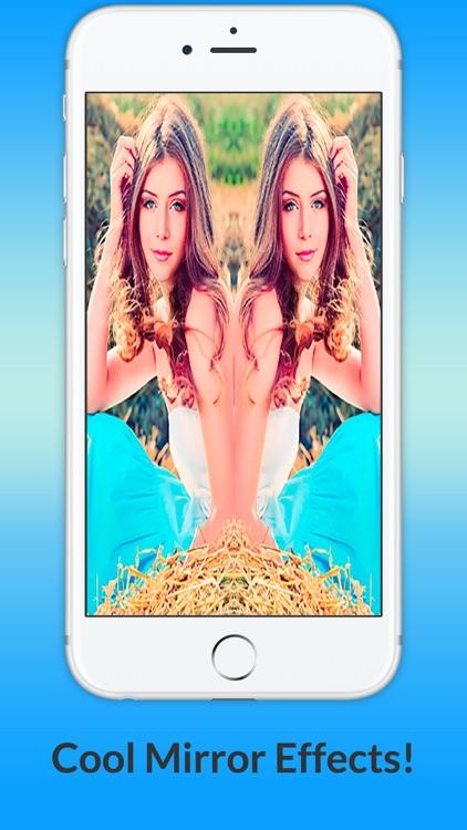 Photo Mirror-Stylish Effects