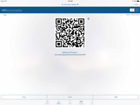 Airbitz - Bitcoin Wallet screenshot