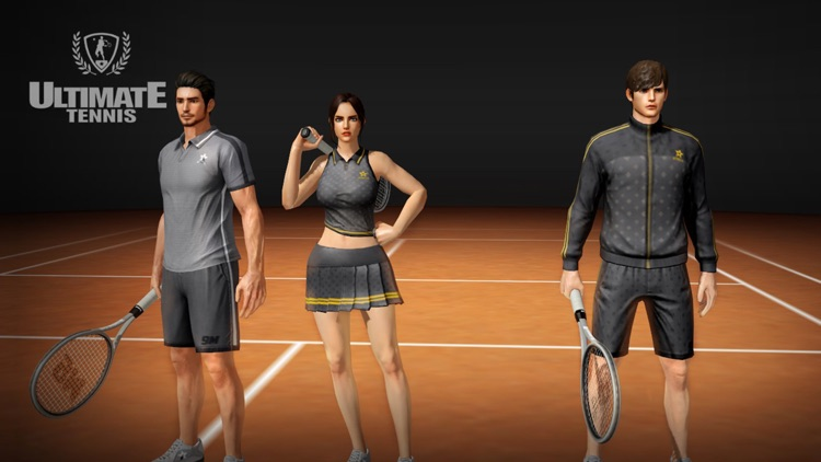 Ultimate Tennis screenshot-0