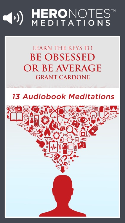 Be Obsessed or Be Average Meditation Audiobook