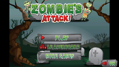 Zombies Attack - The Zombie Attacks In The World War 3 screenshot one