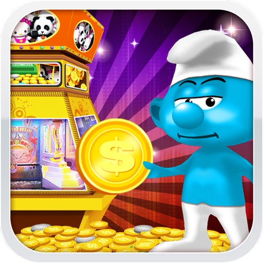 Dozer Frenzy PRO:  King's Fortune Coin 3D Touch Arcade Game icon