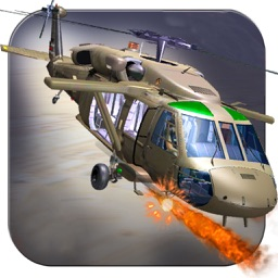 Gunship Helicopter Battle : Real Air Attack