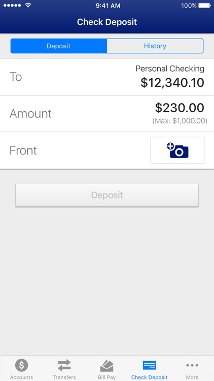 Arizona Federal Mobile Banking screenshot-4