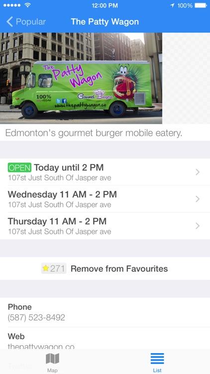 Street Food Edmonton screenshot-3