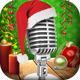 Christmas Voice Changer, Sound Recorder & Modifier