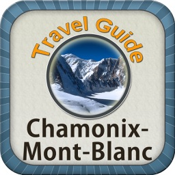 Chamonix-Mont-Blanc Offline Map Travel Guide
