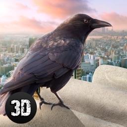 City Crow Simulator 3D Full