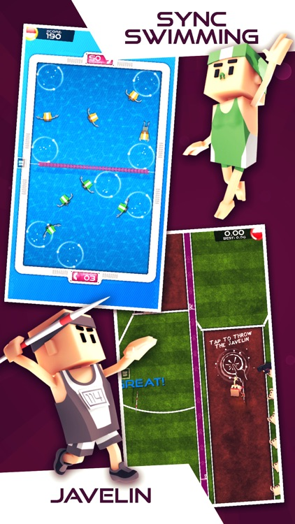 Flick Champions Summer Sports screenshot-3