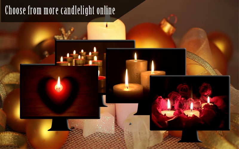 ... Screenshot #3 For Peaceful Candlelight HD ...