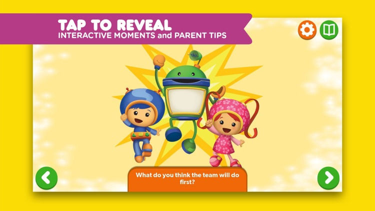 Nick Jr. Books – Read Interactive eBooks for Kids screenshot-4