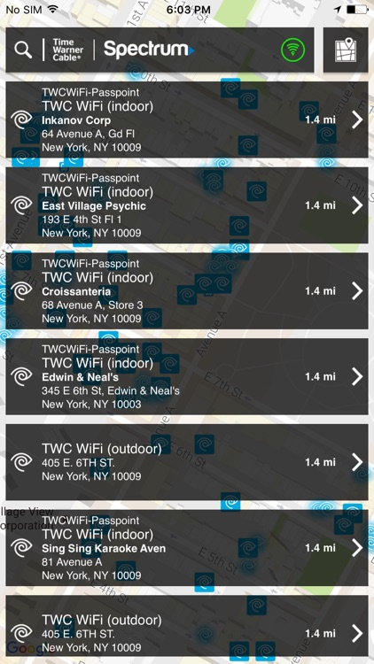 TWC WiFi Finder screenshot-3