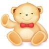 かわいいクマのステッカー - iPhoneアプリ