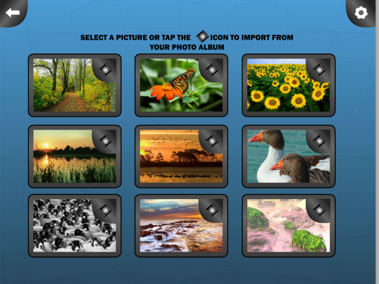 Jigsaw Tablet - fun puzzles Скриншоты8