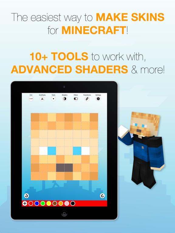 Best Skins Creator Pro For Minecraft PE PC Revenue Download - Wie ladt man sich skins fur minecraft runter