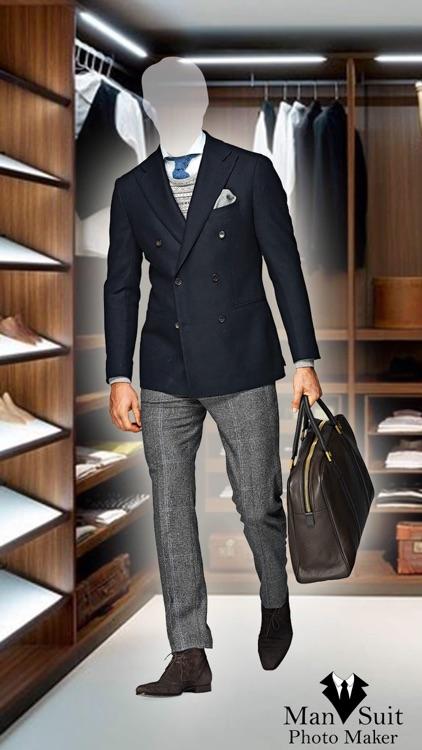 Man Suit Photo Maker: Fashion Image Effect.s Booth screenshot-4