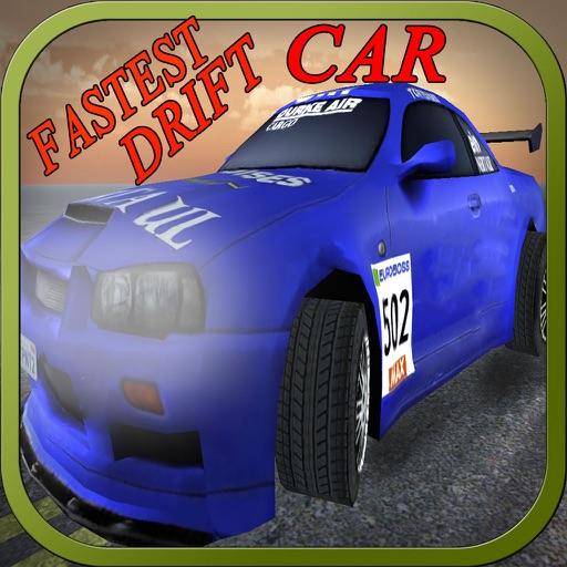 The Most Realistic and Fastest Car Drifting game iOS App