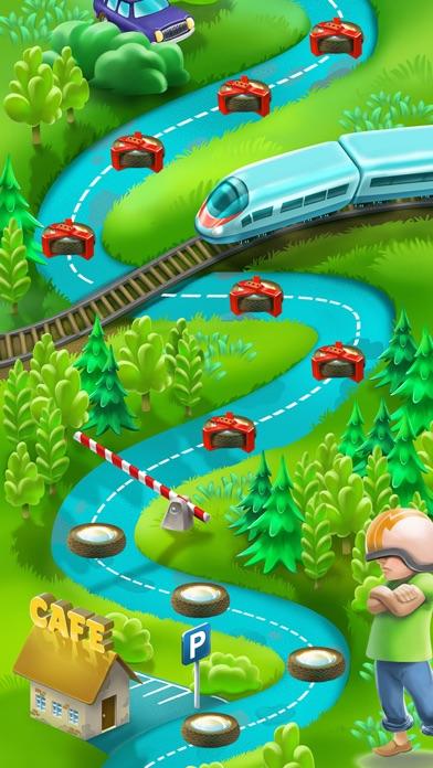 Cars Puzzle Adventure Travel screenshot three