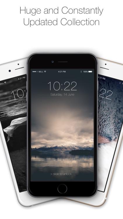 Wallpaper S Plus for iOS 10 screenshot-4