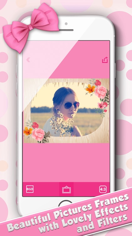 Cute Girl Photo Studio Editor - Frames and Effects by Marko Markovic