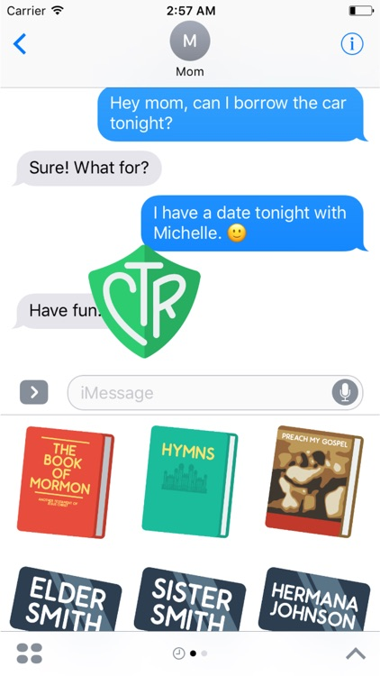 Mormon Starter Pack | Mormoji by Mormon Buzzz™ screenshot-2
