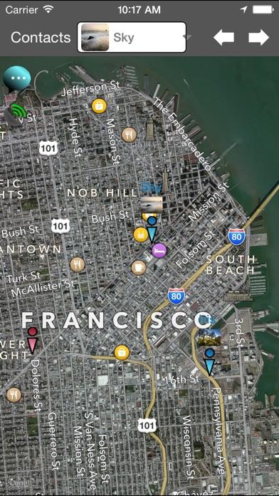 Phone Tracker review screenshots