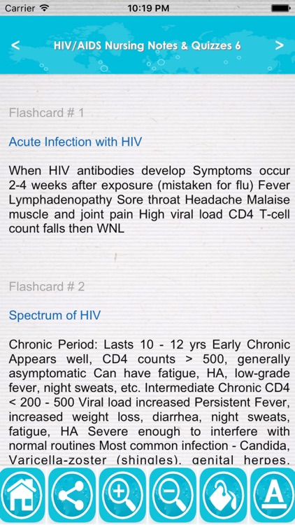 HIV/AIDS Nursing Exam Review-Study Notes & Quizzes by Tourkia CHIHI