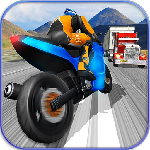 Sports Bike Rider : New Heavy Biker Race 2016