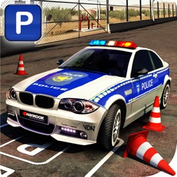 Police Car Parking Simulator 3D