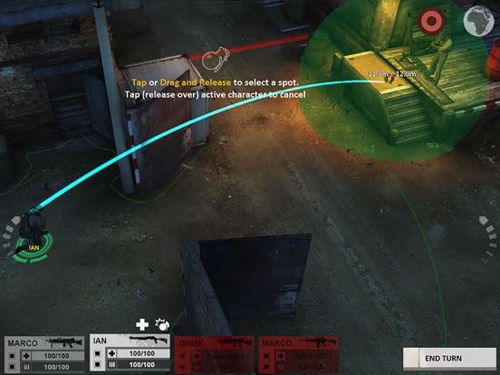 Screenshot #4 for Arma Tactics
