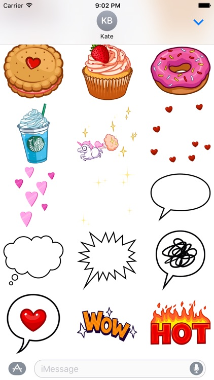 Face Masks 2 Emoji Stickers - for iMessage