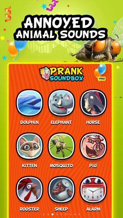 Prank Soundboard- 80+ Free Sound Effects for Fun