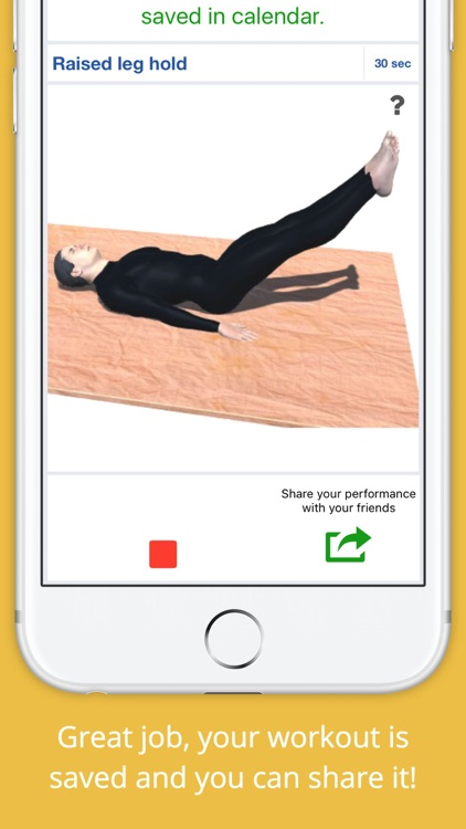15 Minute Total Body Active Workout Challenge Free screenshot-3
