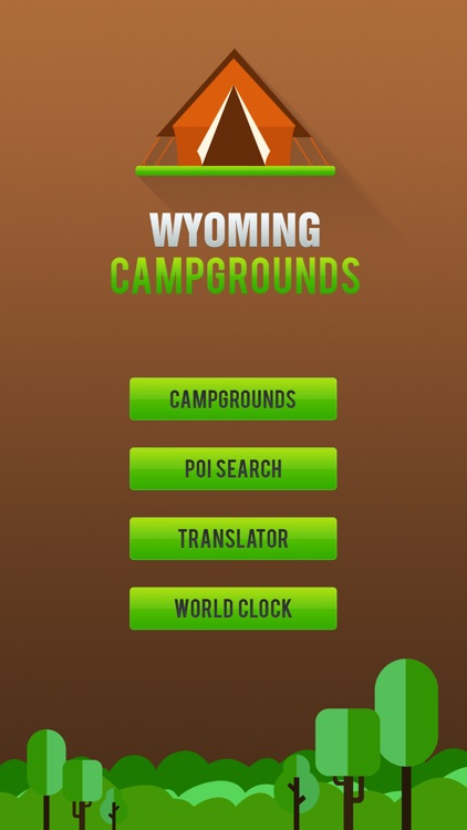 Wyoming Camping and RV Parks