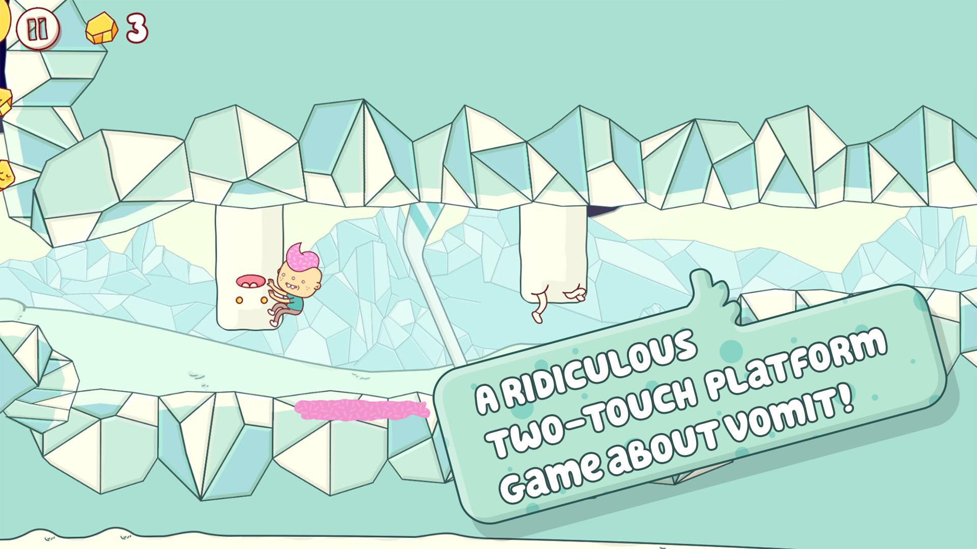 Eggggg - The Platform Puker screenshot 13