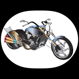 Motorbikes Stickers - Skulls, Eagles and Quotes