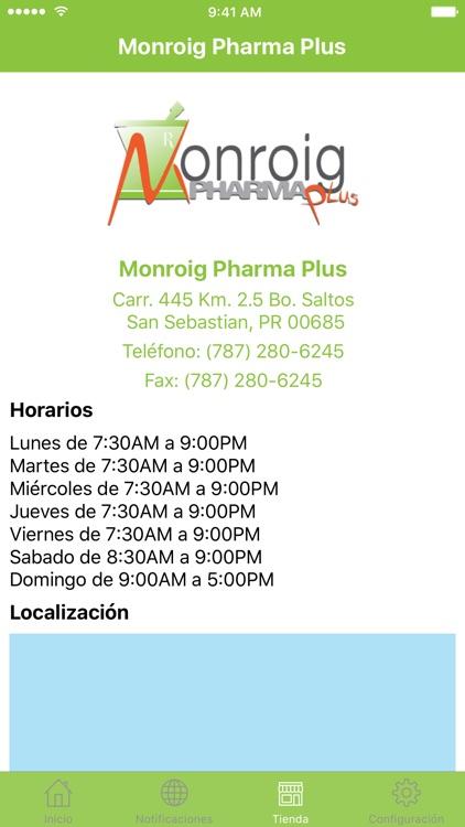 Farmacia Monroig Pharma Plus screenshot-4