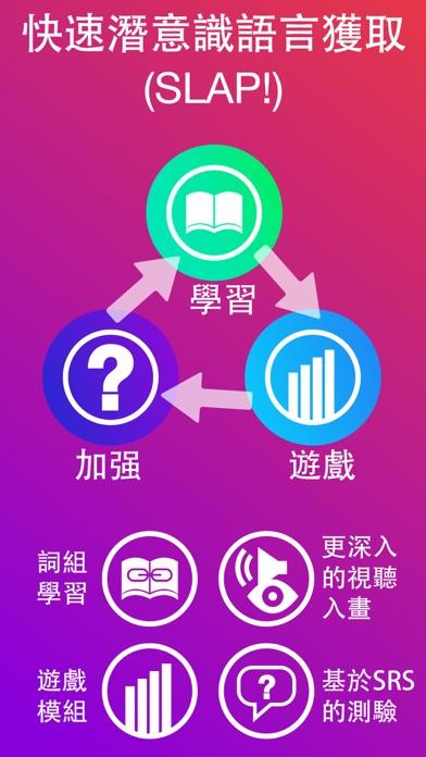[學戲語言]東北亞語言 :樂趣學習日語,韓語和粵語/廣東話屏幕截圖3