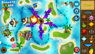 download Bloons TD 5 apps 2
