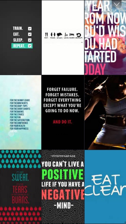 Exercise Wallpapers & Fitness Motivation Quotes
