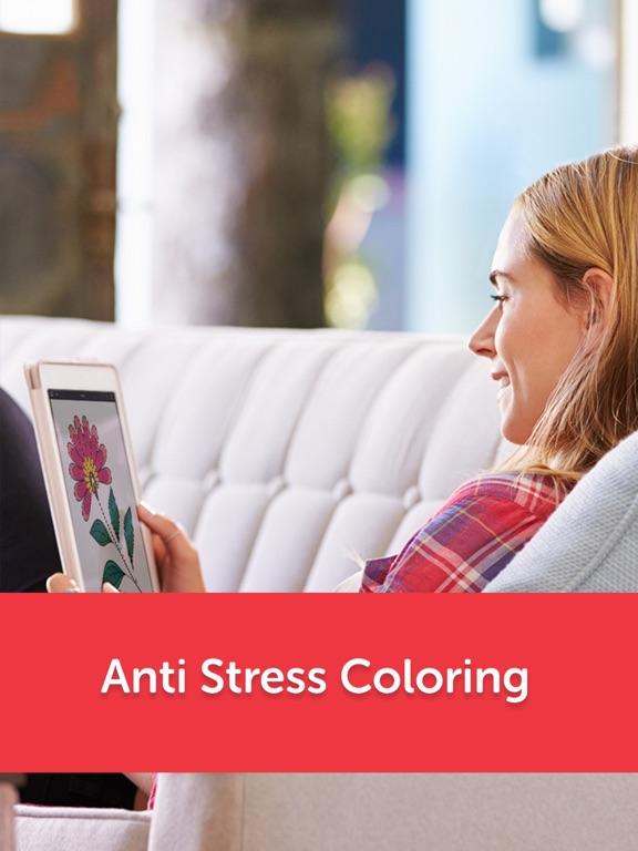 Recolor - Coloring Book iPad
