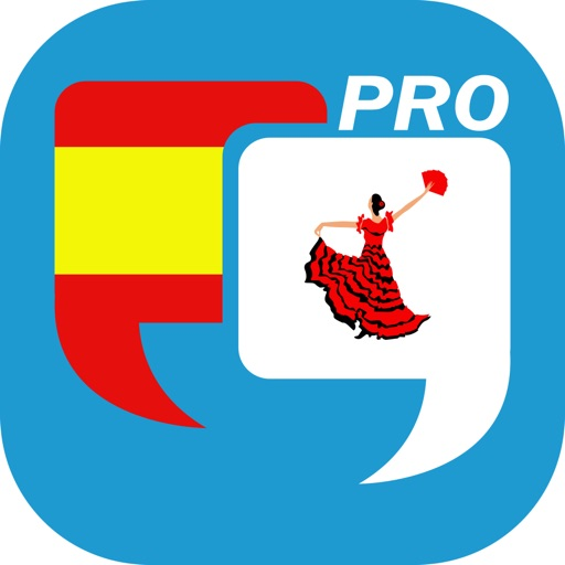 Learn Spanish Quickly Pro icon