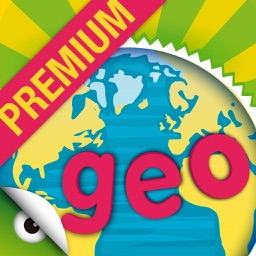 Planet Geo - Geography & Learning Games for Kids