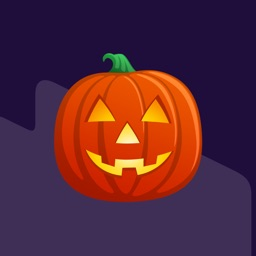 Iconfactory Hack-O-Lantern Stickers