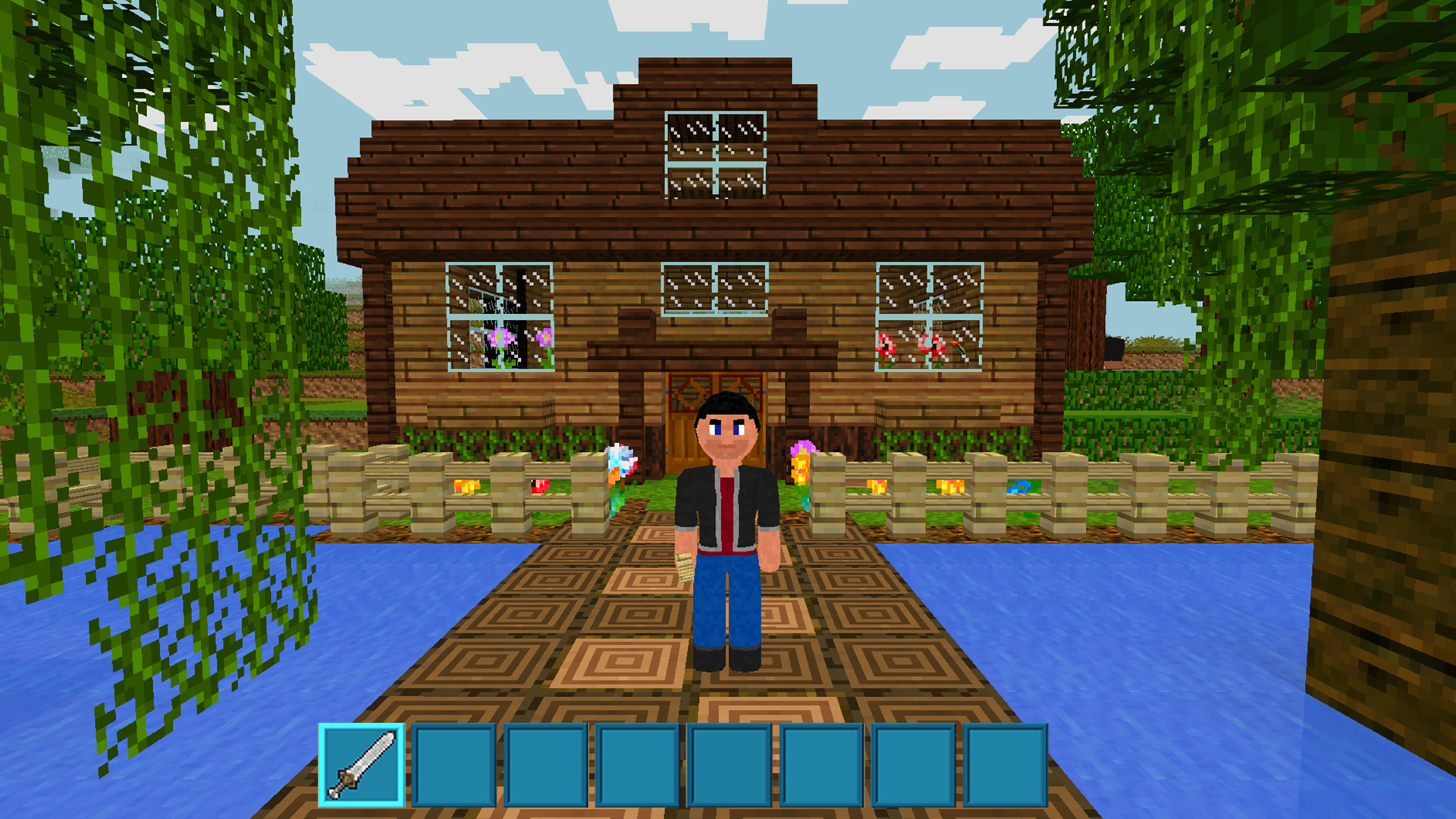 RealmCraft 3D: Survive & Craft screenshot 11