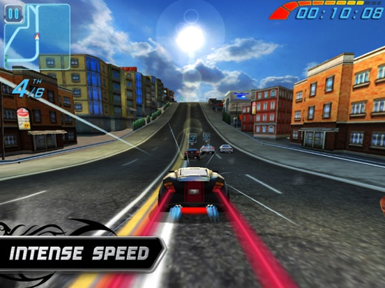 Игра Rogue Racing: PinkSlip