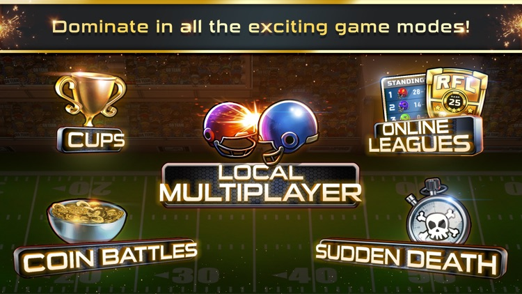 Football Heroes PRO 2017 - featuring NFL Players screenshot-3