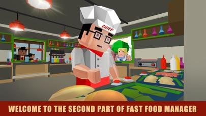 Pixel Burger Simulator 3D - 2 Full