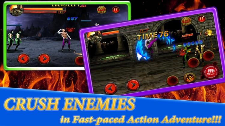 Blood Match - Kungfu Game
