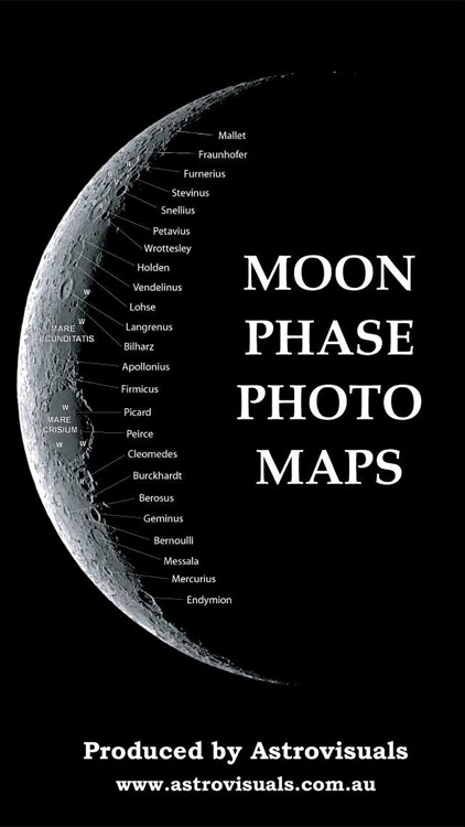 Moon Phase Photo Maps screenshot-4